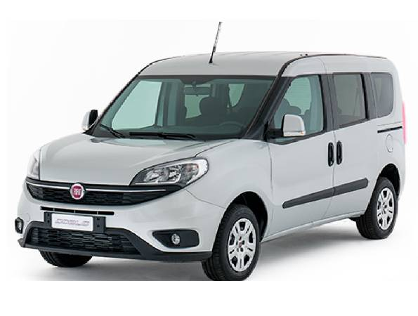 Fiat Doblo pasajeros